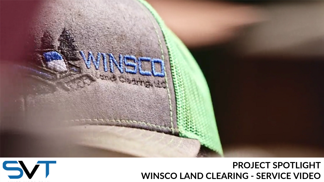 Winsco Land Clearing Service Video